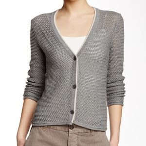James Perse Knit Cardigan size 2/M